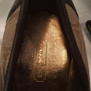 Gucci Shoes - Coach Size 9 New Pumps